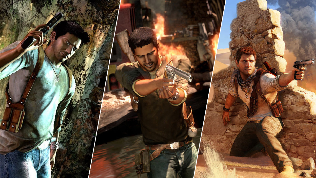 7 Uncharted The Nathan Drake Collection