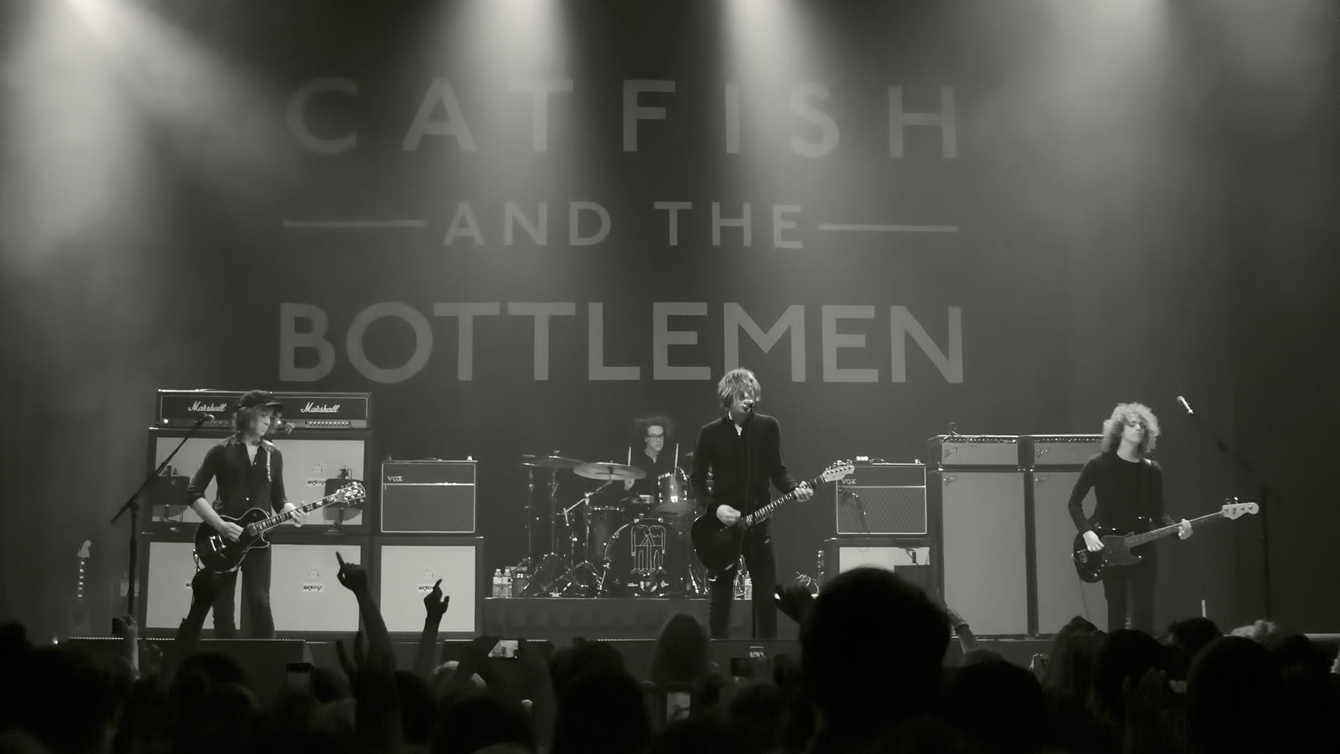 M0az Catfish And The Bottlemen House Of Blues 9 21 15