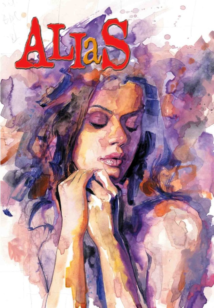 coverart Credit David Mack