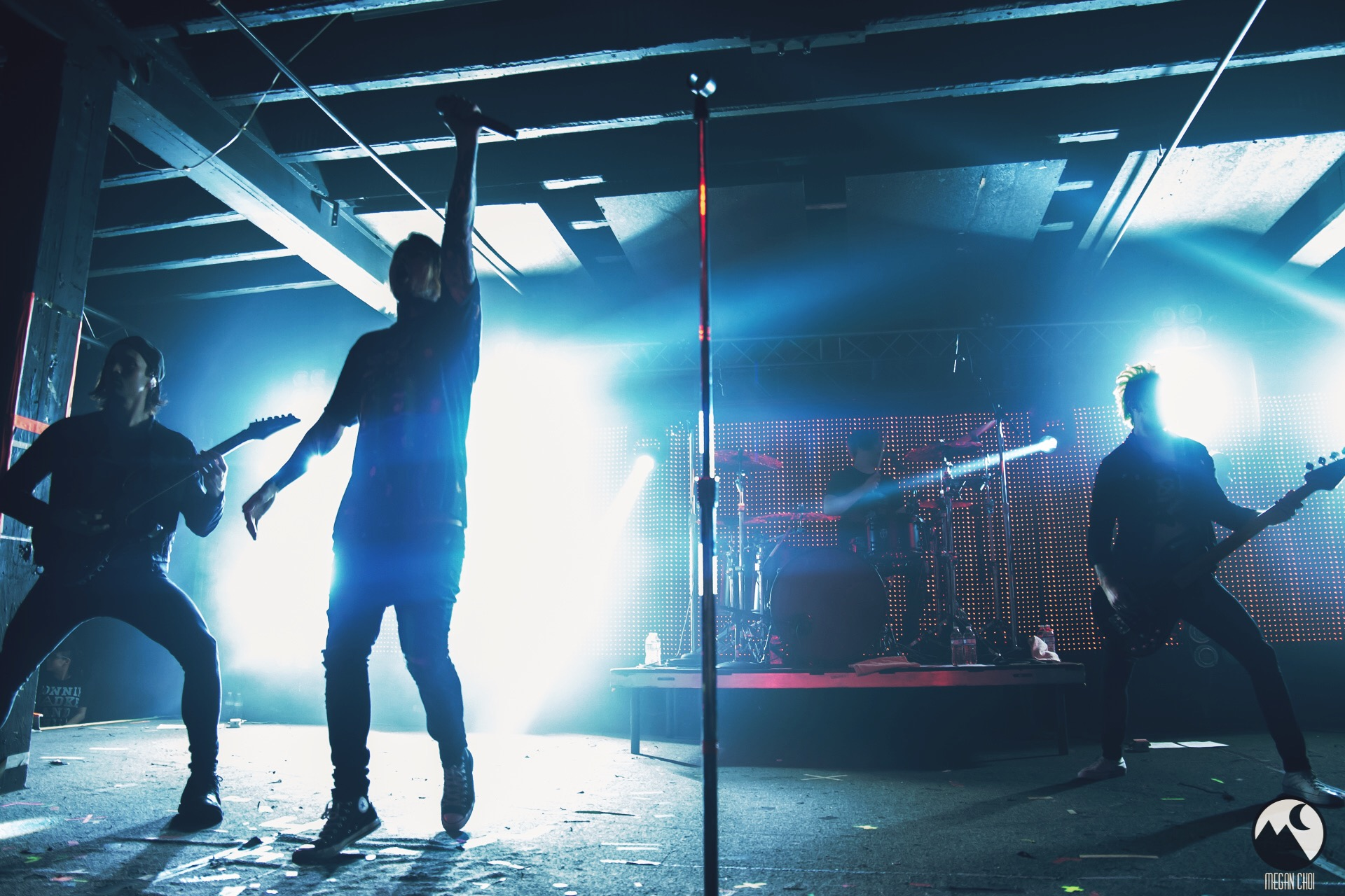 Falling in Reverse Live at Alamo City Music Hall 1