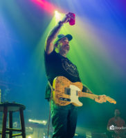 Aaron Lewis performing at The Tower Theater in Philadelphia, PA Nov. 16, 2017 – 05