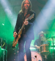 Blackberry Smoke performing at The Tower Theater in Philadelphia, PA Nov. 16, 2017 – 13