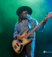 Blackberry Smoke performing at The Tower Theater in Philadelphia, PA Nov. 16, 2017 – 03
