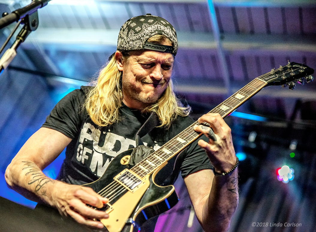Puddle of Mudd // Live @ Manchester Music Hall // 8 12 18